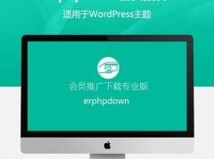 WordPress会员中心VIP收费下载插件Erphpdown v11.0[同步更新]