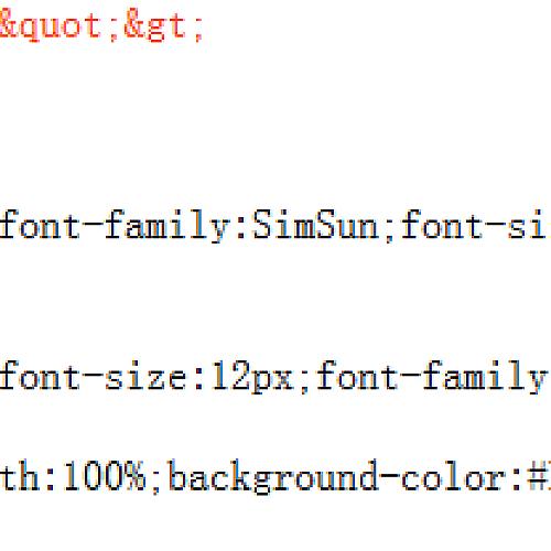 解决ThinkPHP框架使用文本编辑器输出了以HTML格式字符自动转义