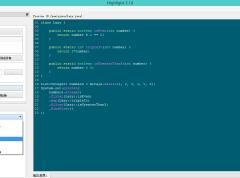 代码高亮神器highlight code converter软件版