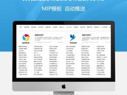 2020聚合搜索V5.0泛目录站群MIP模板自动推送搜索引擎快速收录源码