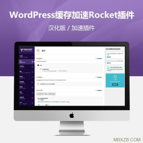WordPress火箭缓存加速Rocket插件汉化破解激活版V3.6.0.1