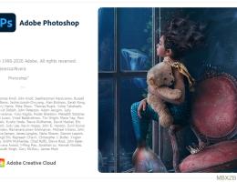 Adobe Photoshop 2020 21.2.1 绿色特别版