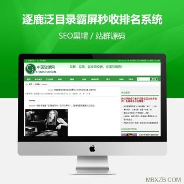 php泛目录站群源码-逐鹿泛目录霸屏秒收排名系统下载