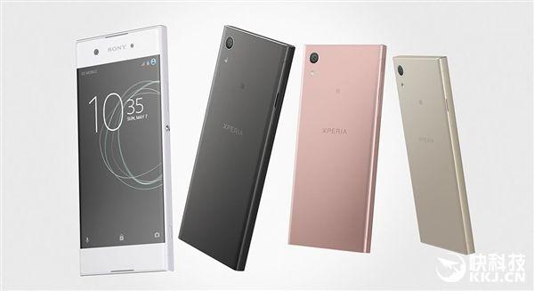 无边框标杆!索尼5寸Xperia XA1香港开卖:2200元-移动搜索