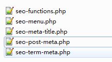 wordpress无插件栏目分类设置描述及关键词