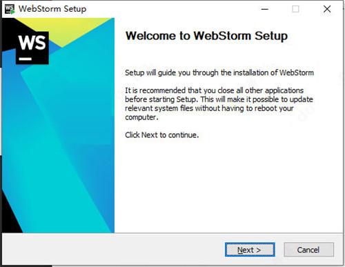Webstorm2020汉化包下载 v1.0 免费版